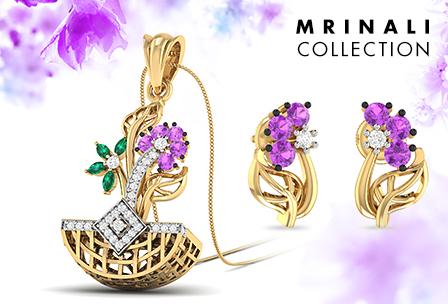 diamond necklace lowest price